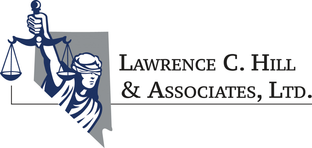 Lawrence C Hill Personal Injury Lawyer Logo